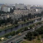 Киев, Русановка, Левобережная