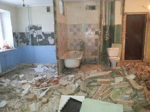 Ремонт в квартире в Киеве