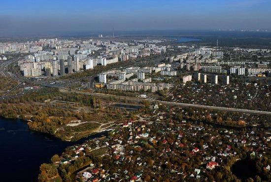 Село и город Киев