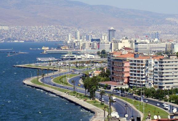 В Измир на автомобиле