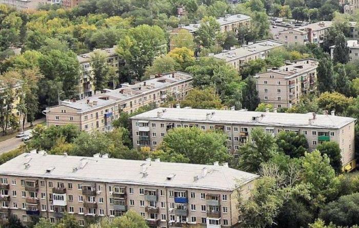 Хрущовки у Києві