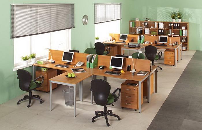 Оценка офисной мебели