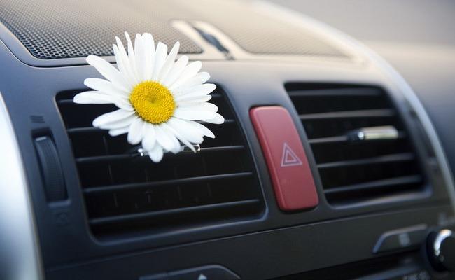 Салон авто с приятным запахом