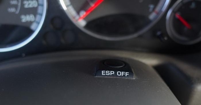 Кнопка ESP off