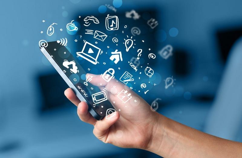 Продажи через мобильное приложение