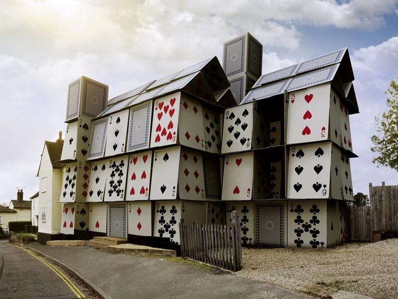 Карточный дом